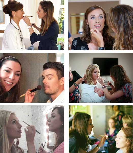 makeup examples tutorials adele miley