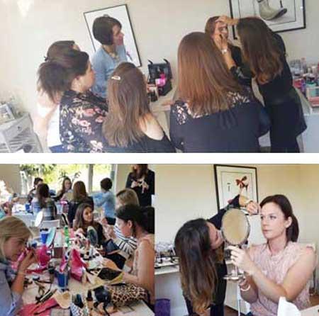 makeup masterclass tutorial dublin