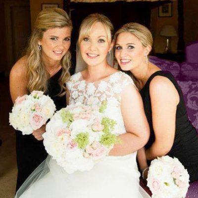 bridal makeup testimonial